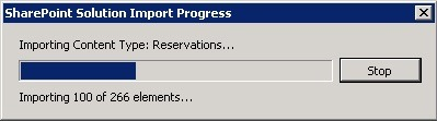 repackage a sharepoint wsp solution import