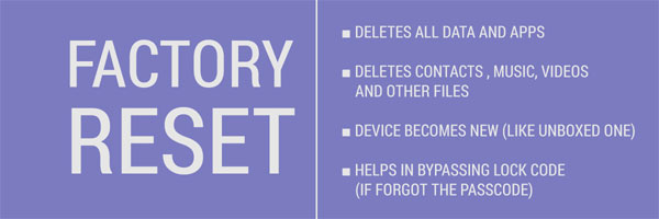 don't trust the factory reset