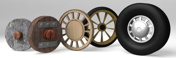 thank goodness we reinvented the wheel