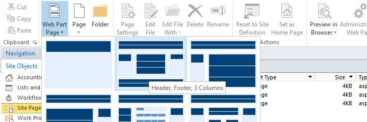 Clearing the SharePoint Designer Cache