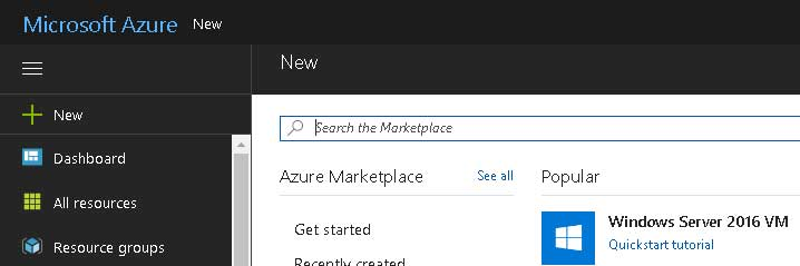 Setting up a SharePoint 2016 dev farm in Azure