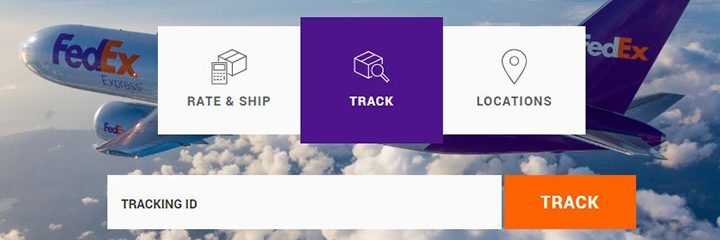 Adding a FedEx Tracking Box to your Website