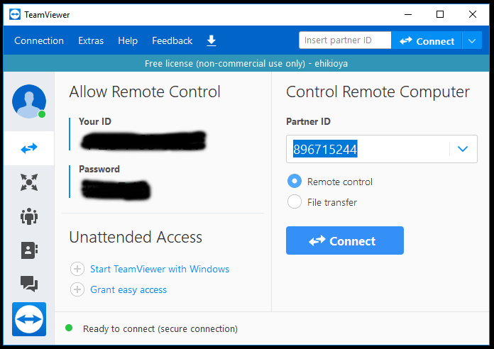 A Guide To Remote Controlling Your Computer From Anywhere - TeamViewer