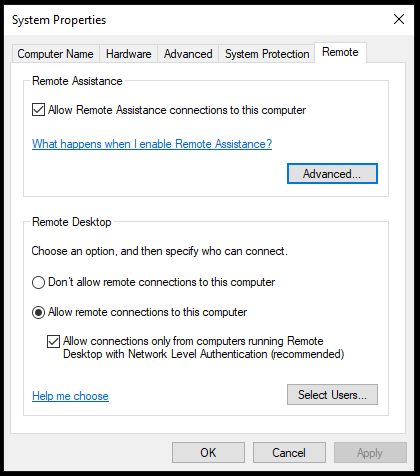 Remote Controlling Your Computer From Anywhere [Allow Remote Connections]